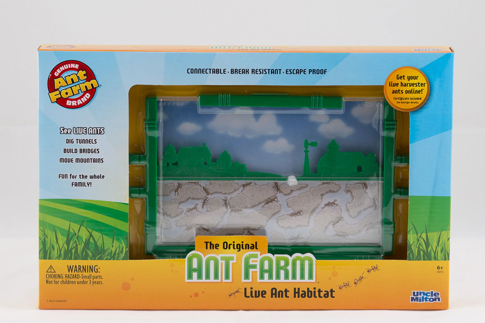 Uncle Milton Ant Farm